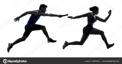 Спартакиада по легкоатлетической эстафете