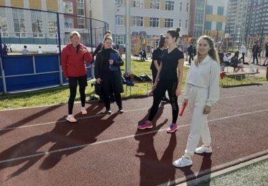 Итоги Спартакиады по легкой атлетике