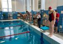 Победители спартакиады по плаванию